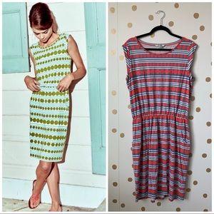 Boden Blackberry Dress Size 14L